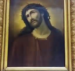 ecce homo spanish edition 1539652734 ecce homo painting that sparked a thousand is discovered daily mail online