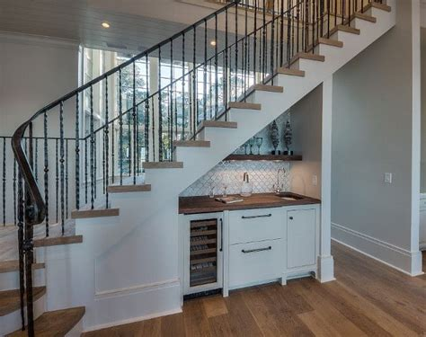 kitchen bar right at bottom of stairs basement renovation 160 best images about home decor ideas stairs on