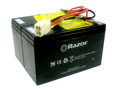 razor e300 battery razor raz096 e200 e300 pocket rocket pr200 electric