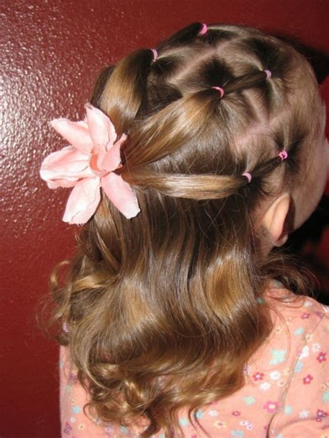 Kid Ponytail Hairstyles by Hairstyles Ponytails Behairstyles