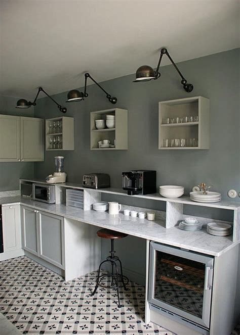 kitchen wall lighting industrial wall lights by jielde mad about the house