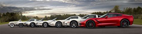 History Of The Chevy Corvette by History Of The Chevrolet Corvette 0 60 Specs