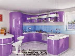 purple kitchen designs kitchen colors how to choose the best colors in kitchen 2015