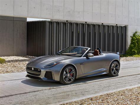 jaguar f type svr 2017 pictures information specs