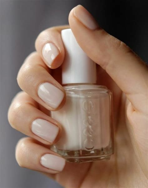 Modele Deco Ongle Simple by Ongle En Gel Simple Beige