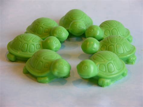 Turtles Baby Shower by Turtle Soaps Set Of 7 Baby Shower Soap Children