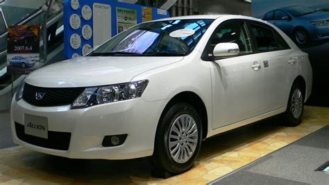 Toyota Corolla Allion Toyota Allion 2014 Review Amazing Pictures And Images