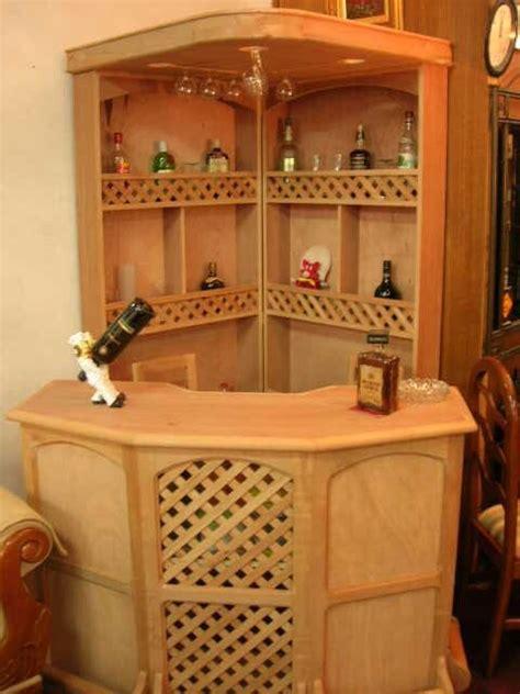bar esquinero decoracion hogar en  bars  home