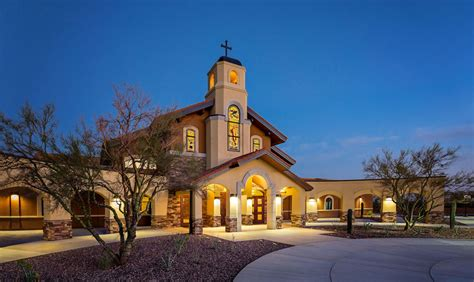 catholic churches in tucson