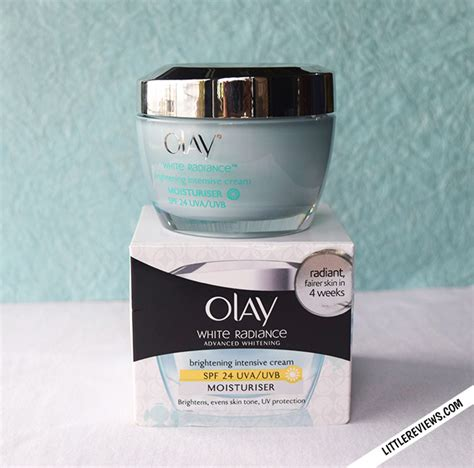 Olay White Review olay white radiance brightening intensive review
