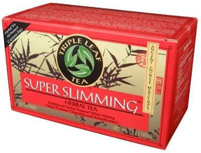 Slimming Leaf Detox Tea by Cool Weight Leaf Teas Slimming Herbal Tea