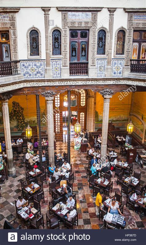 casa de los azulejos house  tiles restaurant mexico