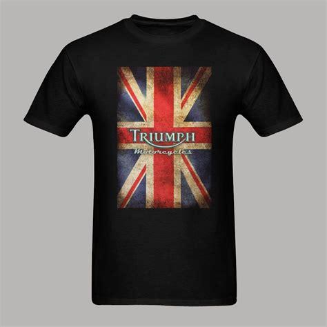 Triumph Motorrad In England Kaufen by Online Kaufen Gro 223 Handel Motorrad T Shirts Aus China