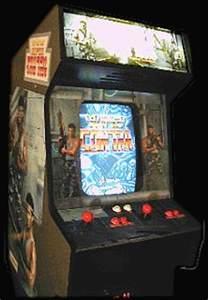 contra arcade machine contra japan rom
