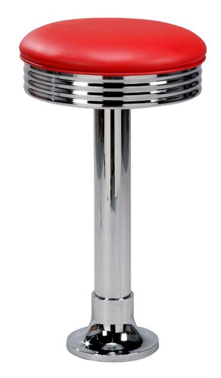 vintage diner bar stools regal 1207 retro diner stool retro metal barstools by