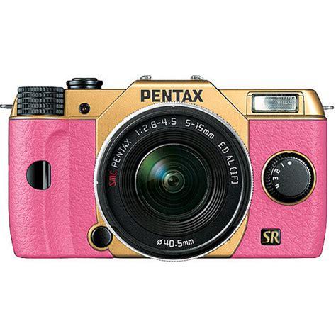 Kamera Mirrorless Pentax Q7 pentax q7 compact mirrorless with 5 15mm f 2 8 4 5 13891