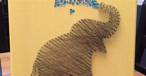 Elephant String - elephant string so need to make this