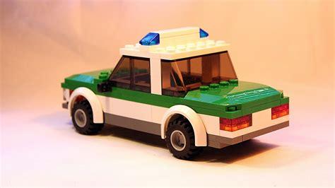 lego vehicle tutorial tutorial lego german police car moc youtube