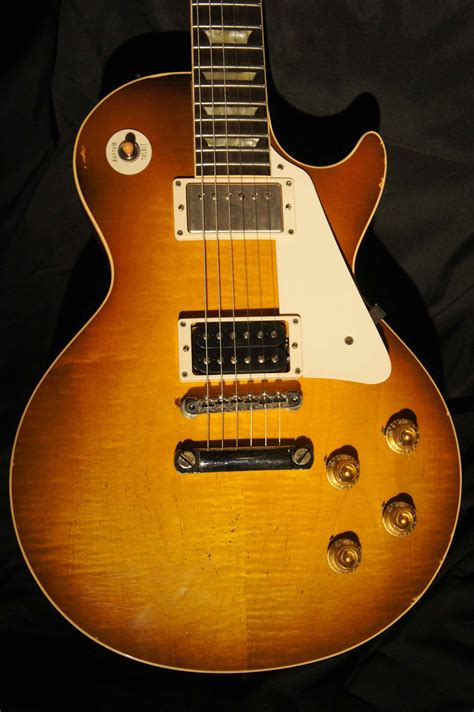 gibson custom jimmy page number two les paul 2009 tune