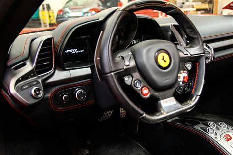458 italia interni noleggio 458 italia spider up cars