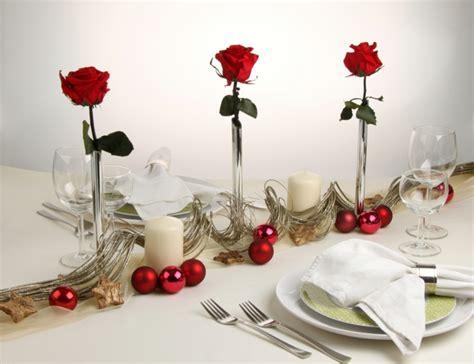 Festliche Dekoration Hochzeit by Weihnachtliche Tischdeko Selbst Gemacht 55 Festliche