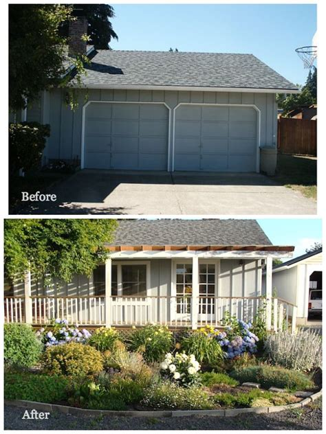 our cottage exterior before after the remodeling series part 1 ranch to cottage
