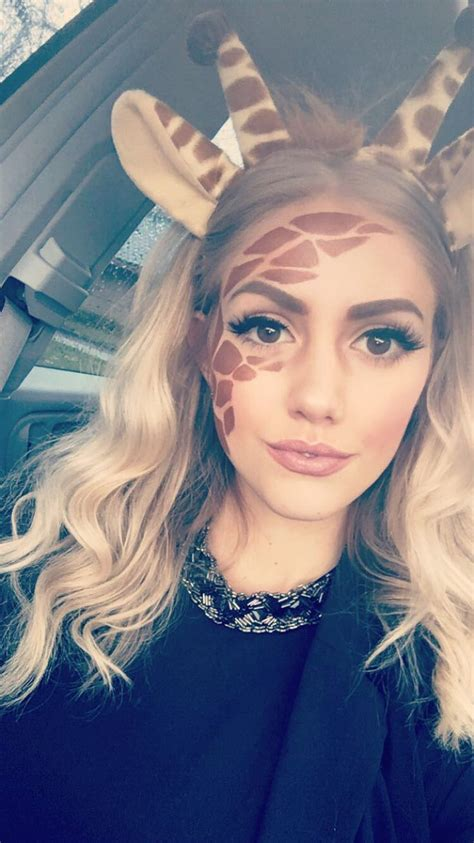 diy halloween costume ideas bear cat ears hairstyle mais de 1000 ideias sobre giraffe costume no pinterest