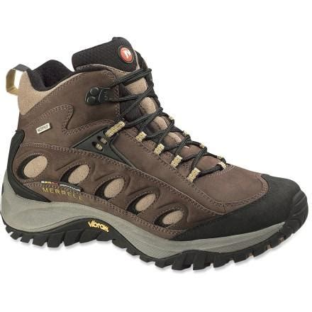 hiking boots rei merrell radius mid waterproof hiking boots s rei