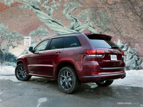 2019 Jeep Grand by 2019 Jeep Grand Limited X Review Drivingline