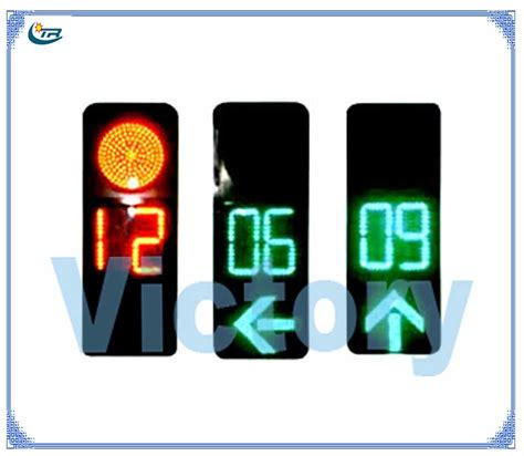 China Solar Traffic Light China Traffic Light Countdown Solar Traffic Lights Manufacturers