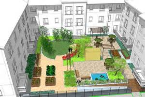 home design ideas for the elderly care and retirement homes design ea external landscaping dementia care gardens