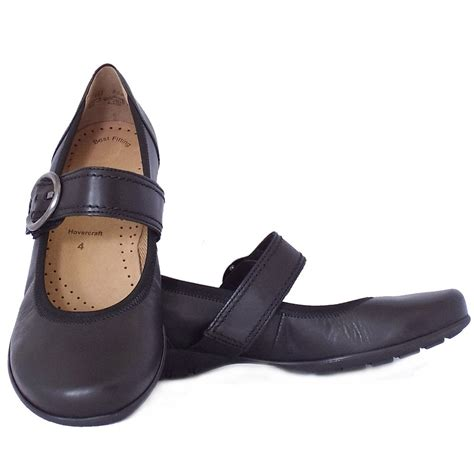 comfortable mary jane shoes gabor biss comfortable mary jane flats in black mozimo