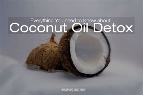 Coconut Headache Detox by Coconut Detox A Great Guide To Detox Your