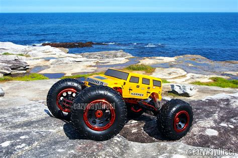 Rc Surmount Racing 601 05a new hsp 1 8 scale rtr rc 4ws electric 4wd rock crawler truck 94880 t2 top rtr ebay