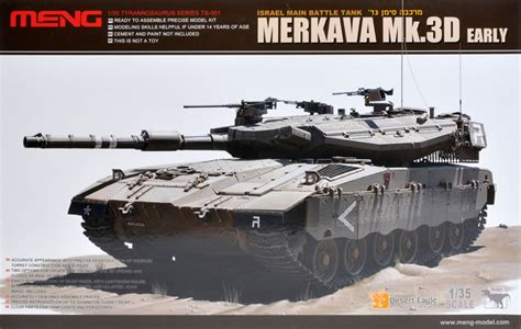 Harga Diorama Bag meng kit no ts 001 merkava mk 3d early review by brett