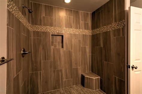 interesting decoration brown bathroom ideas designs walls