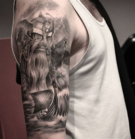 did vikings have tattoos 50 amazing vikings tattoos designs and ideas 2017