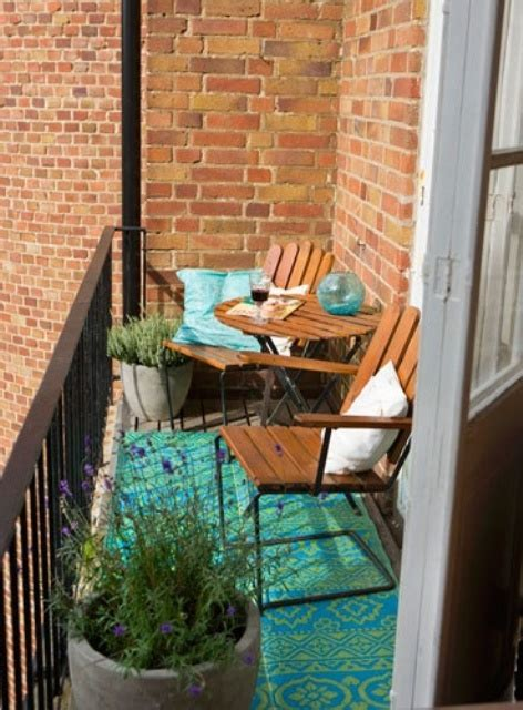 Small Garden Balcony Ideas 57 Cool Small Balcony Design Ideas Digsdigs