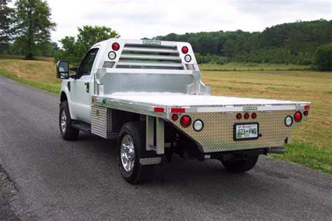 f250 truck bed aluminum truck beds by bull head ford trucks the