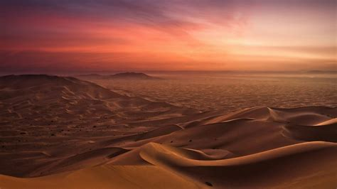 sunrise   western sahara hd wallpaper wallpaper