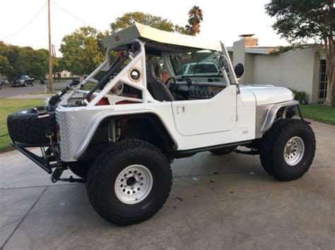 jeep cj prerunner no reserve prerunner baja jeep speed race jeep for sale in