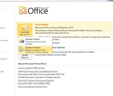 Microsoft Office 2010 Trial by Unable To Retrieve Files From Trial 2010