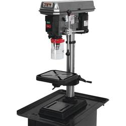 best bench top drill press jet benchtop drill press 16 speed 15in 3 4 hp 115v
