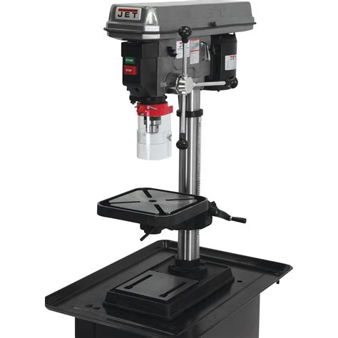 bench top drill jet benchtop drill press 16 speed 15in 3 4 hp 115v
