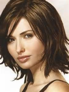 Medium length hairstyles for round faces women car pictures