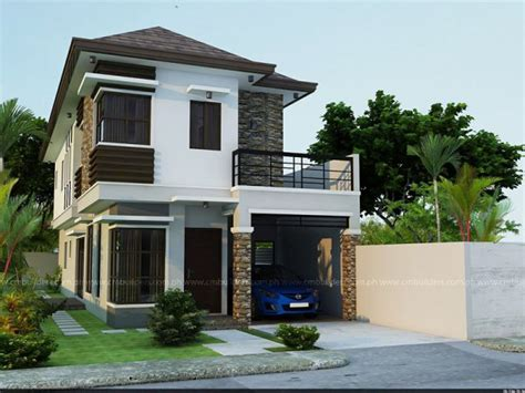 modern zen house design philippines simple small house modern zen house design cm builders