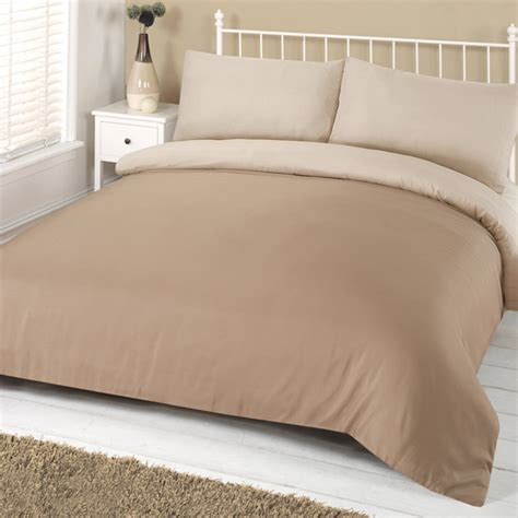 couch duvet covers linens limited plain reversible duvet cover set ebay