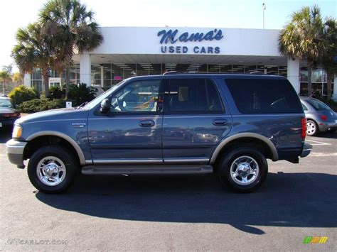Expedition 6737 Black Silver Blue 2002 medium wedgewood blue metallic ford expedition eddie