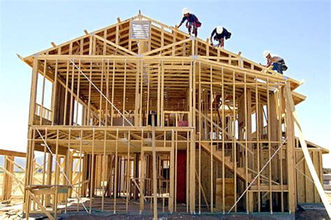 home building process custom homes building contractor house construction business economics a library of information