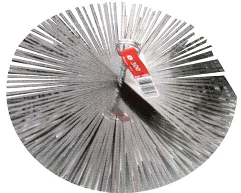 scovolo camino scovolo tondo in acciaio per pulizia camino sit